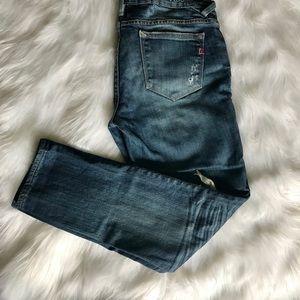 Vigoss Jagger Distressed Jeans
